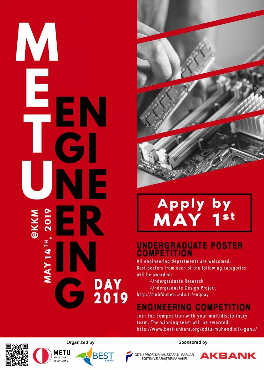METU Engineering Day 2019 | Faculty of Engineering